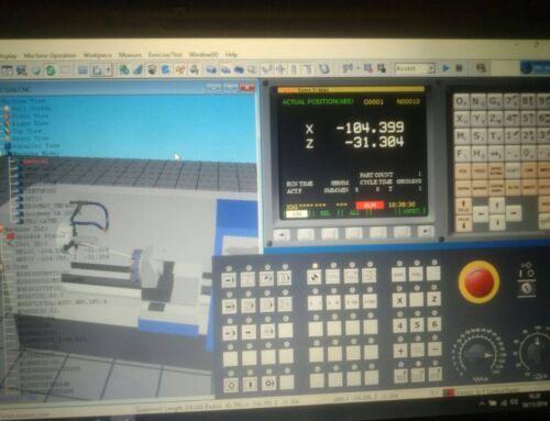 """Corso """"Conduttore Programmatore macchine a controllo numerico"""""""