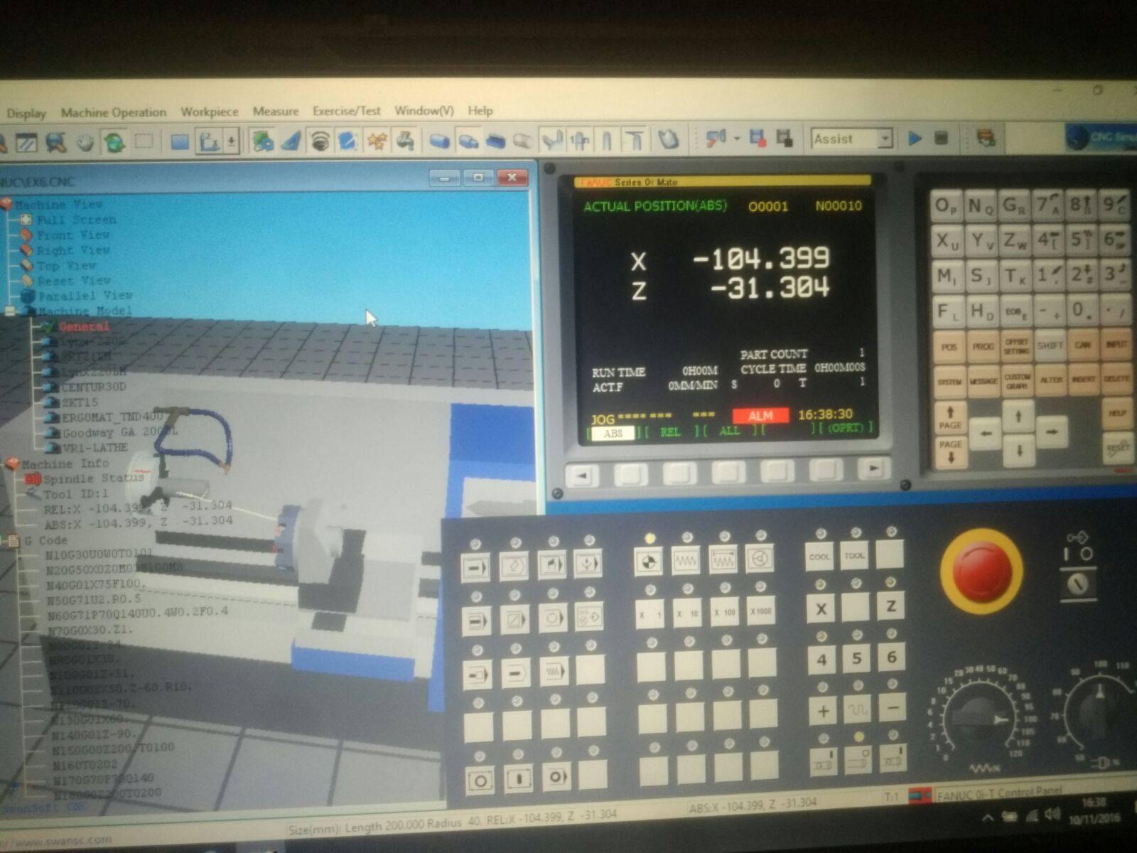 """Keyone Consulting - Corso """"Conduttore Programmatore macchine a controllo numerico"""""""