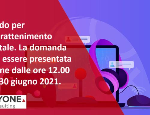 Fondo per l'intrattenimento digitale. Apre lo sportello il 30 giugno 2021