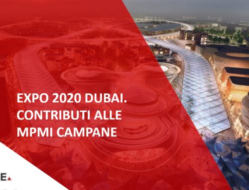 EXPO 2020 DUBAI. CONTRIBUTI ALLE MPMI CAMPANE